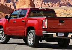 Report: GMC Kills Plans for Rugged SUV