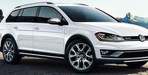 VW Drops Golf-Based Wagons in U.S.