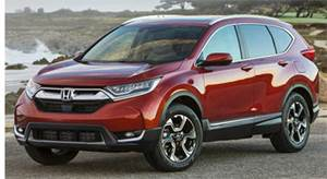 Honda Recall Targets Damaged Airbag Wiring in CR-V Crossovers