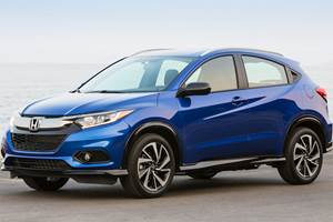 Honda Relocates HR-V Output in Mexico