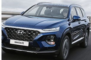 Hyundai Nixes Plans for Diesel-Powered Santa Fe