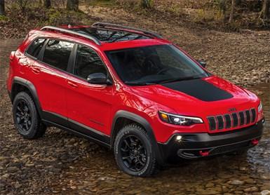 FCA Recalls Jeeps for Airbag Sensor Failures