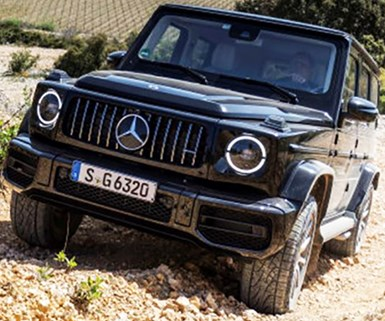 Mercedes to Build Electric G-Class SUV