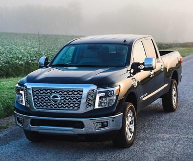 Nissan Drops Diesel for Titan Pickup Truck