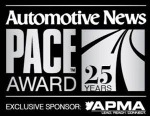 Tenneco Powertrain Nabs 2 PACE Innovation Awards