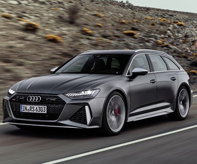 New Audi RS 6 Coming to America