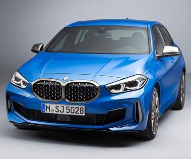 BMW to Add 1 Series EV