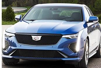 Caddy Unveils Tiny CT4 Sport Sedan