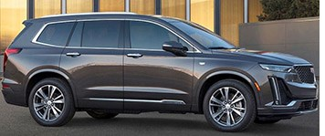 Caddy Unveils XT6 Crossover