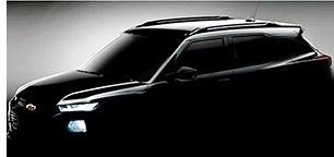 Chevy Tracker, Trailblazer SUVs on Tap for Shanghai