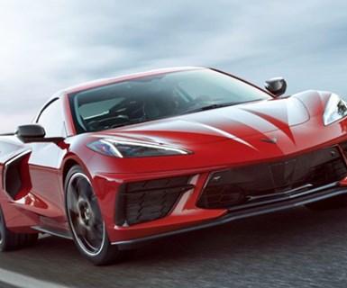 Options Add Up on 2020 Corvette
