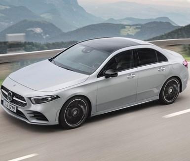 Mercedes Posts Record 3Q, September Sales