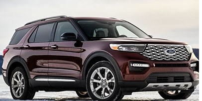 2020 Ford Explorer Adds Space, Power and Tech