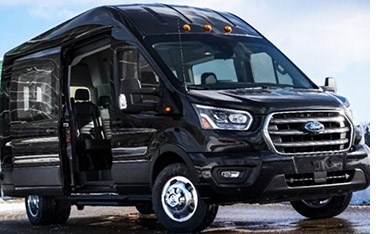 Ford Upgrades Transit Commercial Van