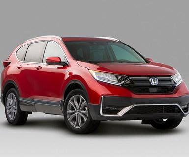 Hybrid Honda CR-V Coming to U.S.