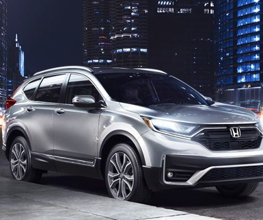 Updated Honda CR-V Adds Tech, Trims Engine Offerings