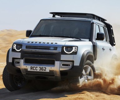 Land Rover Nixes Pickup Plans