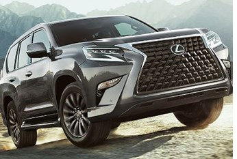 Lexus GX SUV Adds Tech, Off-Road Features