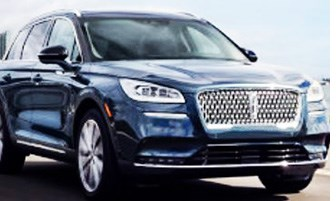 Lincoln Corsair SUV Breaks Cover