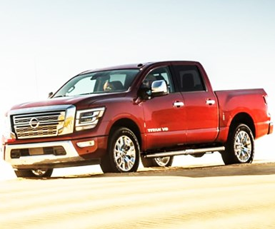 Nissan Pickup Gets Styling Makeover, Added Tech