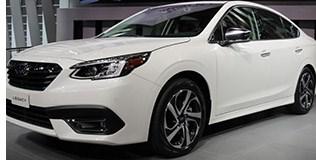 2020 Subaru Legacy Adds Tech, Turbo Engine