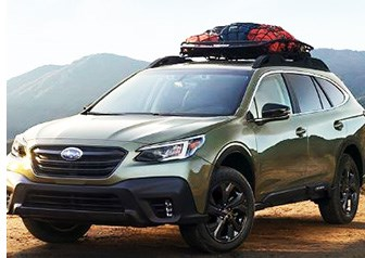 Subaru Outback Gets Turbo Engine, New Interior