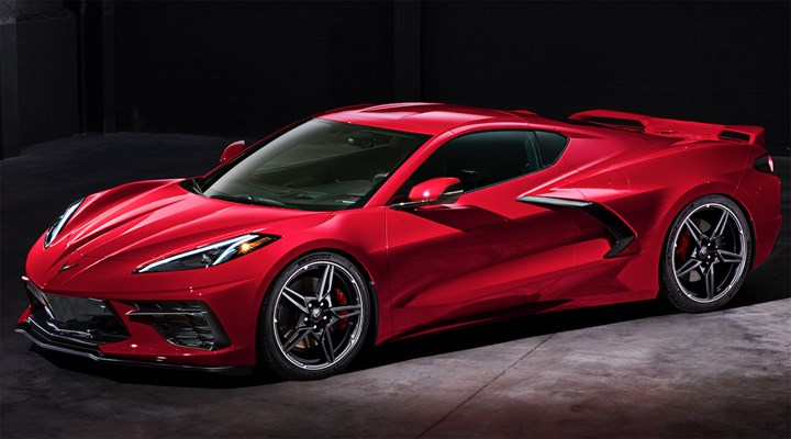 New Mid-Engine Vette Is Here!