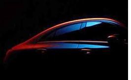 Mercedes Teases Next-Gen CLA Fastback
