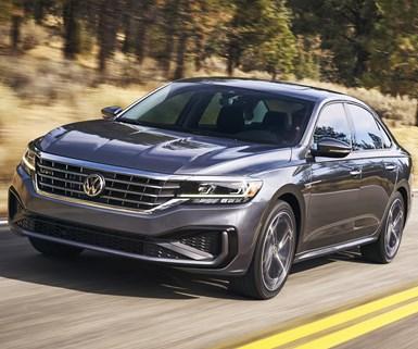 VW Adds Cheaper and Pricier Passat