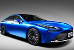 Sleeker Next-Gen Toyota Mirai Gets More Range