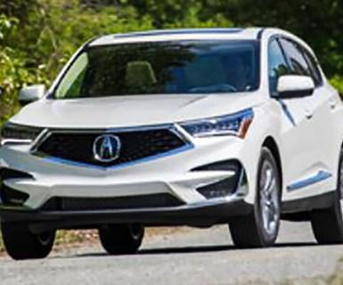 Acura Targets 25% Growth in U.S.