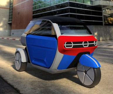 Thai Housing Developer Plans Self-Driving Vehicles, Delivery Drones