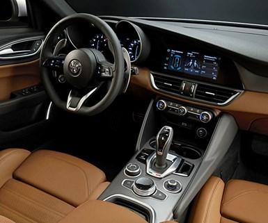 Alfa Models Get Updated Interiors