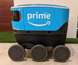 Robotic Amazon Delivery Pods Get Calif. Test