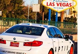 Aptiv Opens Las Vegas Tech Center for Autonomous Vehicles