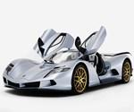 Aspark Revs Up 2,000-hp Electric Hypercar