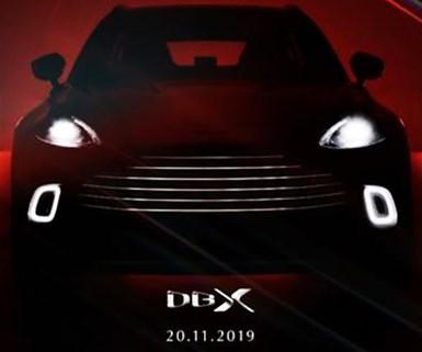 Aston Martin Crossover Starts at $193,000