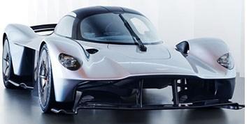 Aston Martin Revs Up Valkyrie V-12 Engine