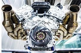 Aston Martin Commits to Future V-12 Models