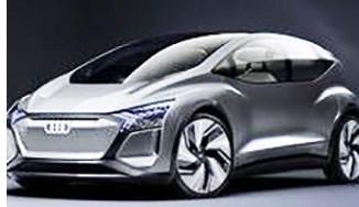 Audi Unveils Autonomous, Connected Concept Car