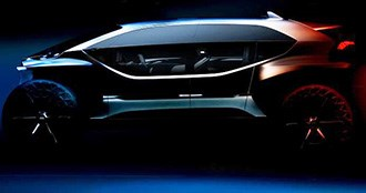 Audi to Show Tiny Off-Road EV in Frankfurt