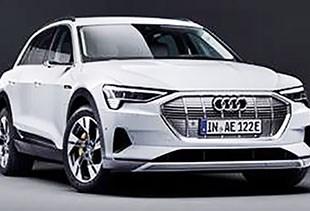Audi Adds Detuned e-tron EV