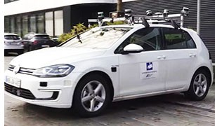 Audi Taps Luminar for Lidar in Self-Driving Test Fleet