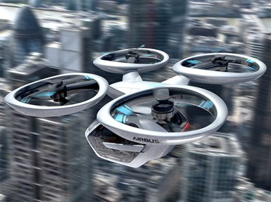 Audi Suspends Work on Pop.Up Air Taxi