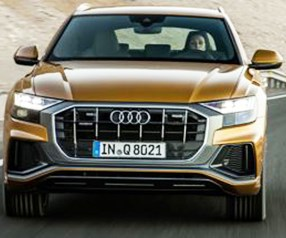 Audi Readies Hybrid Performance SUVs