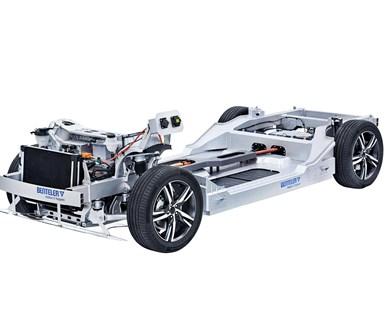 Pininfarina, Benteler, Bosch Team on EV Platform