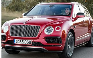 Bentley Bentayga Reclaims Fastest SUV Title