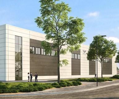 Bentley to Build New Engineering Center