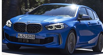 Bimmer 1 Series Moves to the Front