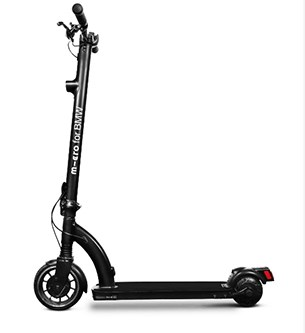 $900 Bimmer Electric Scooter Due in September